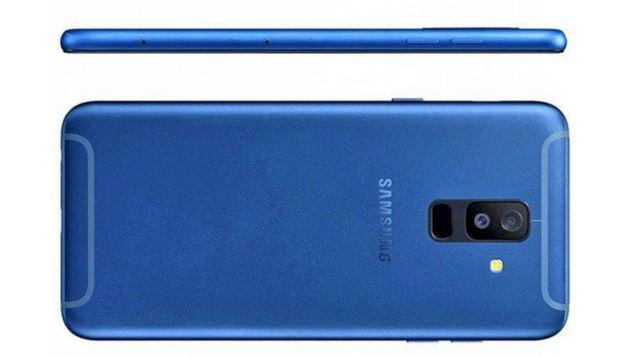 بررسی گوشی هوشمند Samsung Galaxy A6 Plus