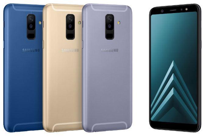 2بررسي گوشي Samsung Galaxy A6