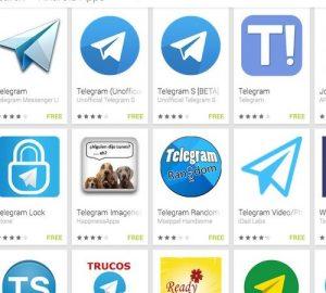 تلگرام های غیر رسمی از کاربران ایرانی چه می خواهند؟