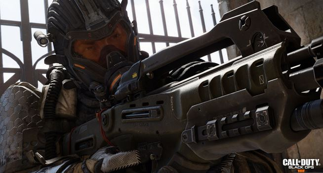 1بازی Call of duty Black ops4