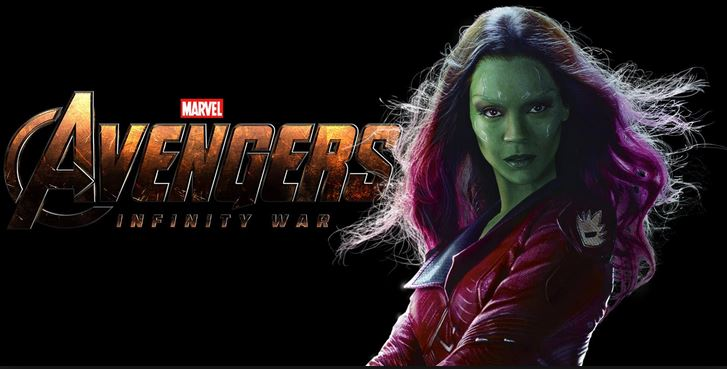 1شخصیت Marvel Gamora