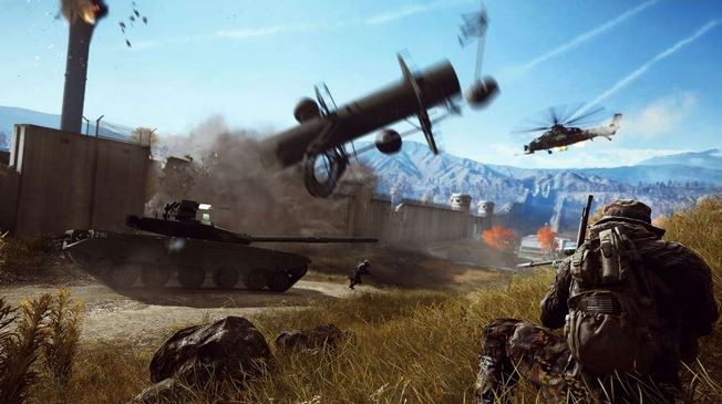 1سیستم مورد نیاز برای اجرای بازی Battlefield Hardline