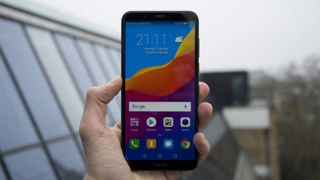 2بررسی گوشی Huawei Honor 7C