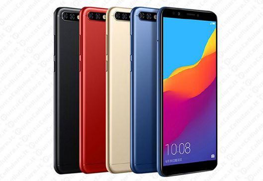 1بررسی گوشی Huawei Honor 7C