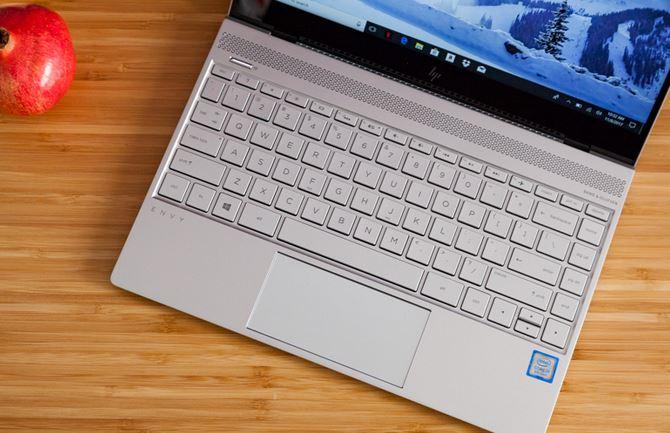2بررسی و قیمت لپ تاپ HP Envy 13t