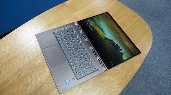 1بررسی و قیمت لپ تاپ Lenovo Yoga 920