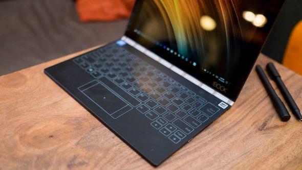 2بررسی و قیمت  لپ تاپ Lenovo Yoga Book
