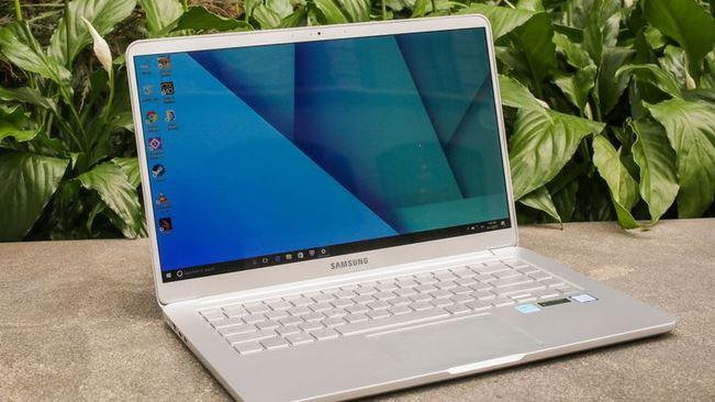 1بررسی لپ تاپ Samsung Note Book 9