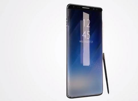 3بررسي گوشي Samsung Galaxy Note9