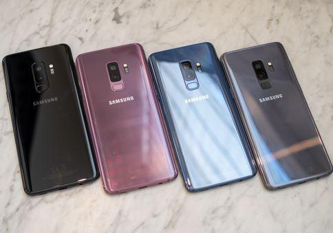 3بررسی گوشی Samsung Galaxy S9 Plus
