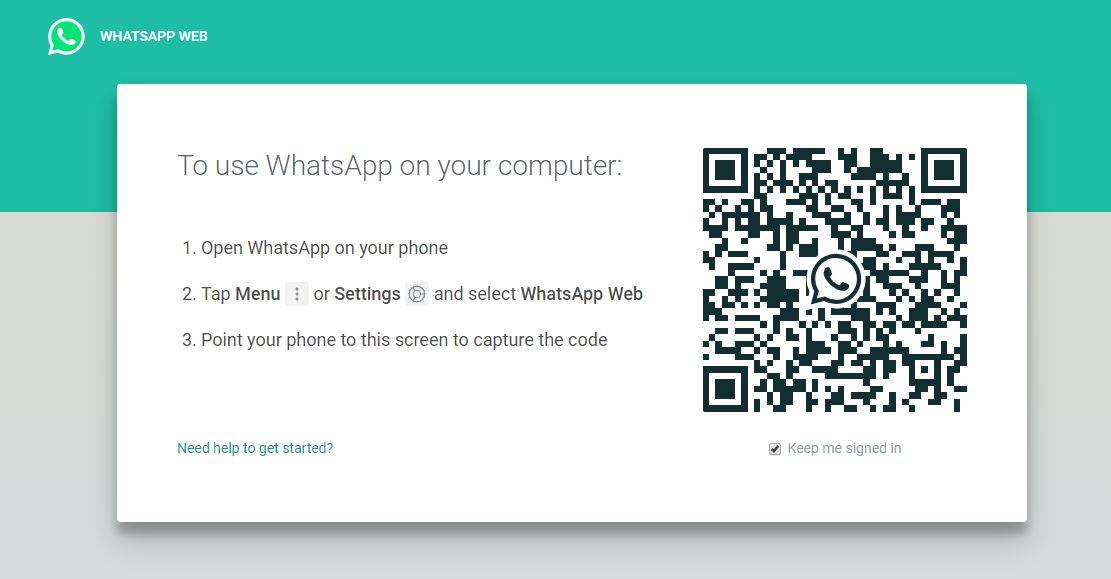 واتس اپ دسکتاپ برای ویندوز 7
