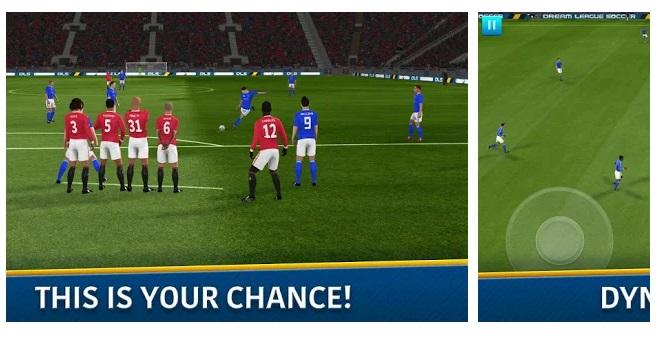 بازی Dream League Soccer