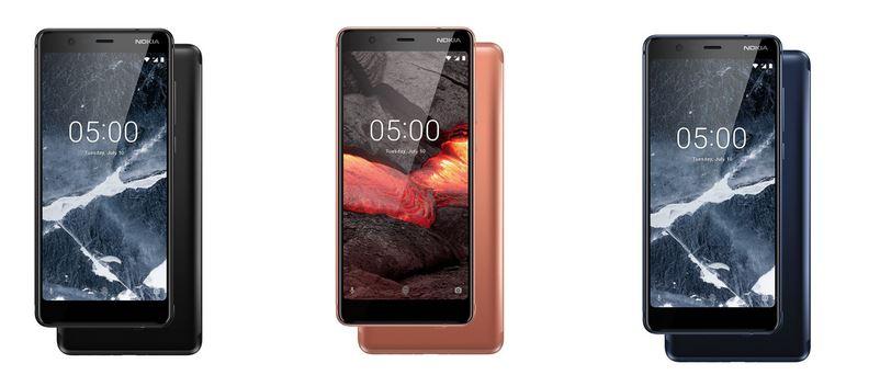 4بررسی گوشی Nokia 5.1