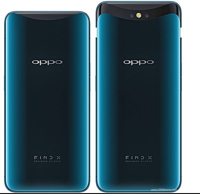 3بررسی گوشی Oppo Find X