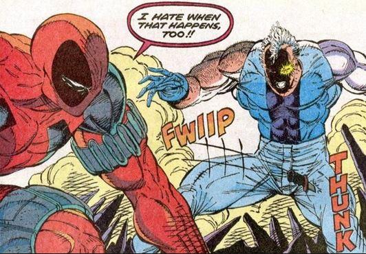 2شخصیت Marvel The Dead Pool