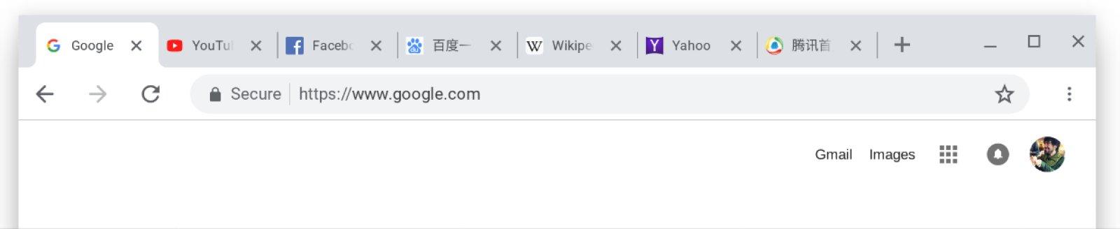مرورگر گوگل کروم