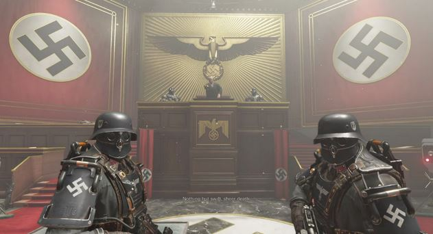 3بازی wolfenstein 2 :The New Colossus