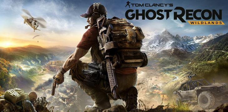 1بررسی بازی Ghost Recon