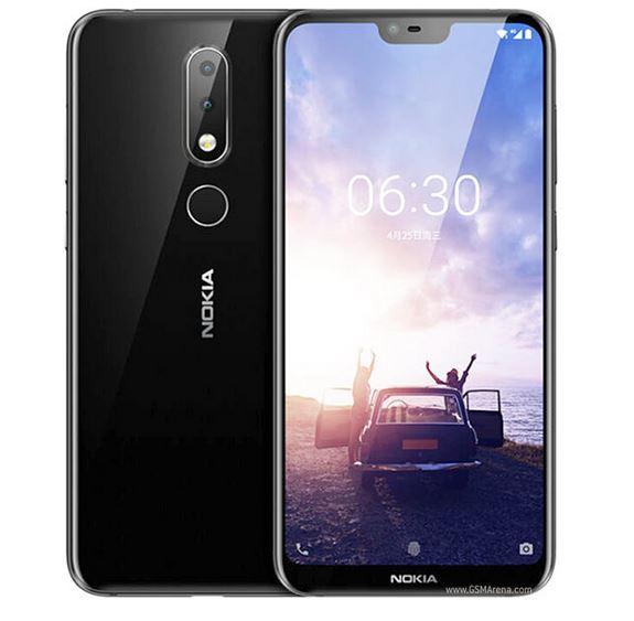 1بررسی گوشی Nokia X6