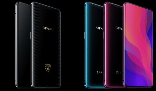2بررسی گوشی Oppo Find X Lamborghini Edition