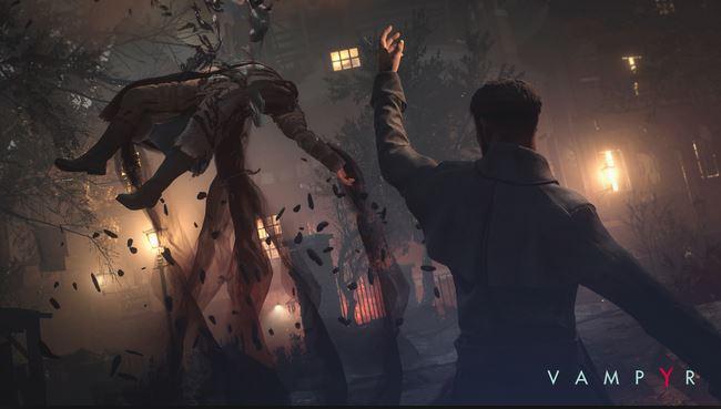 1سیستم مورد نیاز بازی Vampyr