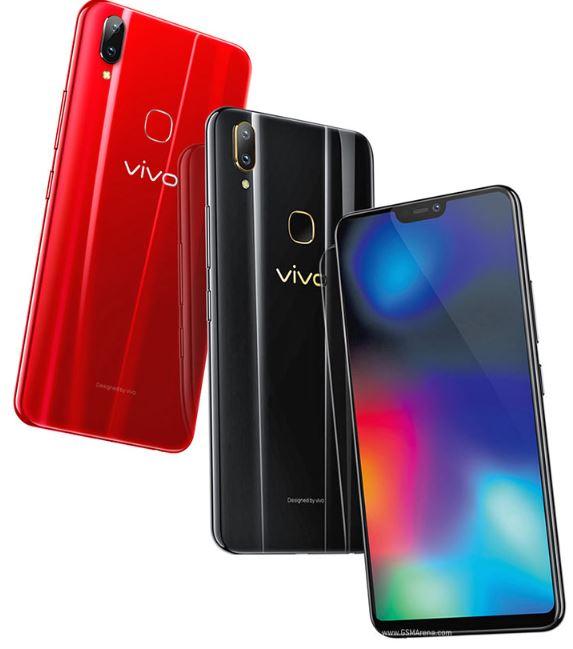 بررسی گوشی Vivo Z1i