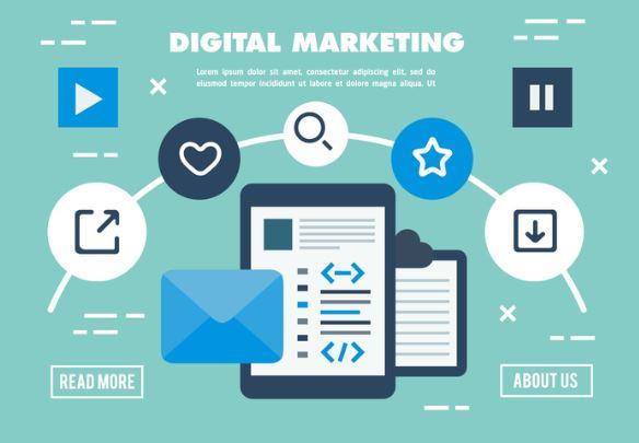 دیجیتال مارکتینگ و بازاریابی اینترنتی