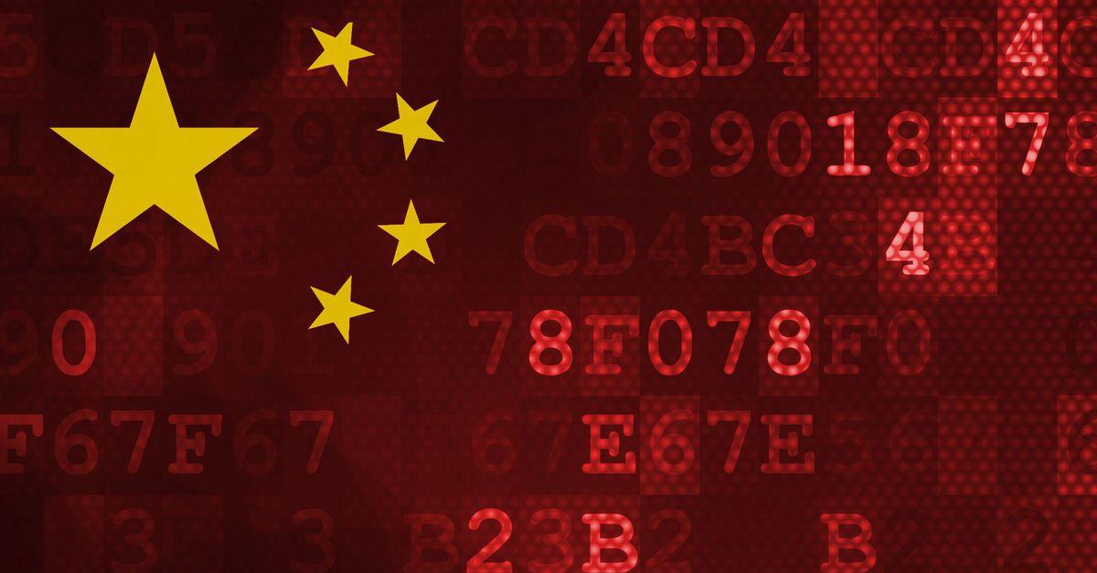 هکرهای چینی