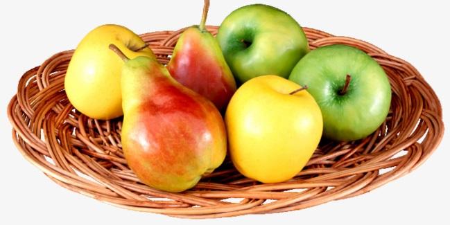 سیب و گلابی در درمان کم خونی