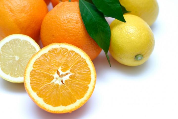 لیمو و پرتقال در درمان کم خونی