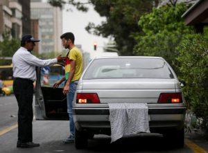 هشدار پلیس راهنمایی و رانندگی | در صورت مخدوش کردن پلاک خودرو، دو سال حبس دارید