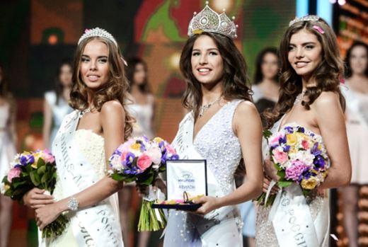 زیباترین دختر روس Yana Denisovna Dobrovolskaya