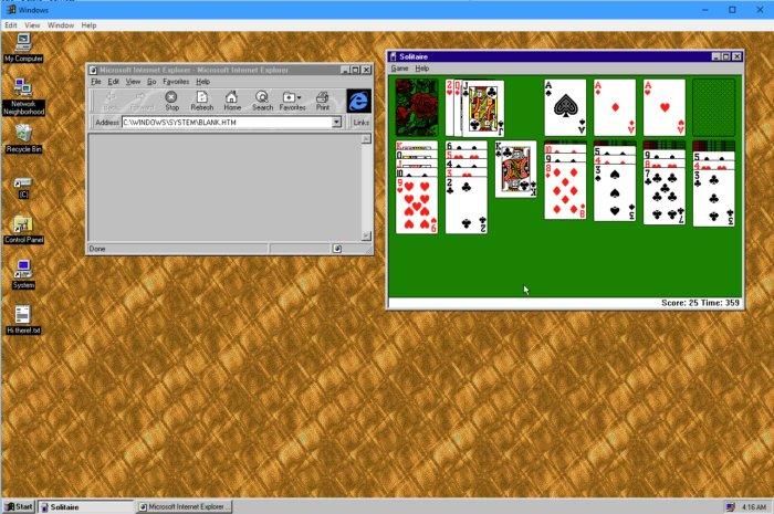 ویندوز 95
