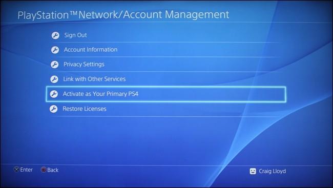 قفل شدن بازی های PS4