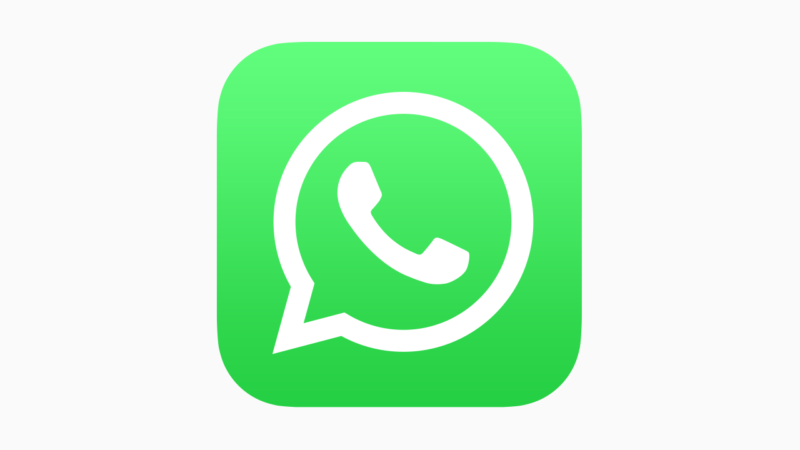 نسخه iOS واتساپ