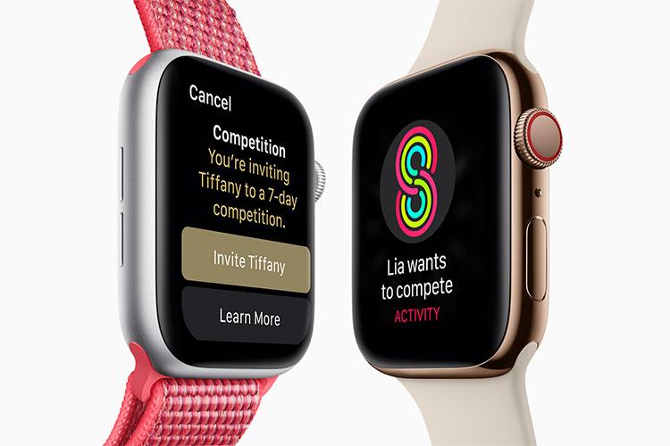 نسل چهارم اپل واچ