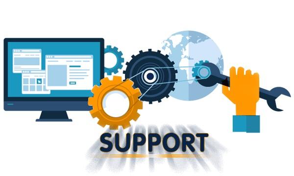 به پشتیبانی شرکت دقت کنید