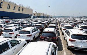 ۱۲۰۰ خودرو با وجود ممنوعیت واردات، وارد کشور شدند
