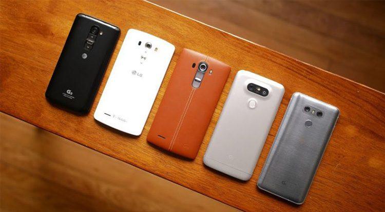 قیمت گوشی های تلفن همراه