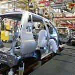 کاهش تولید خودرو در ایران
