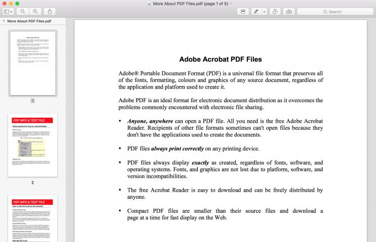 ادغام فایل های PDF