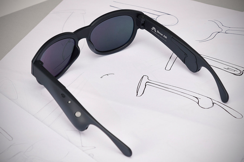 عینک واقعیت مجازی صوتی