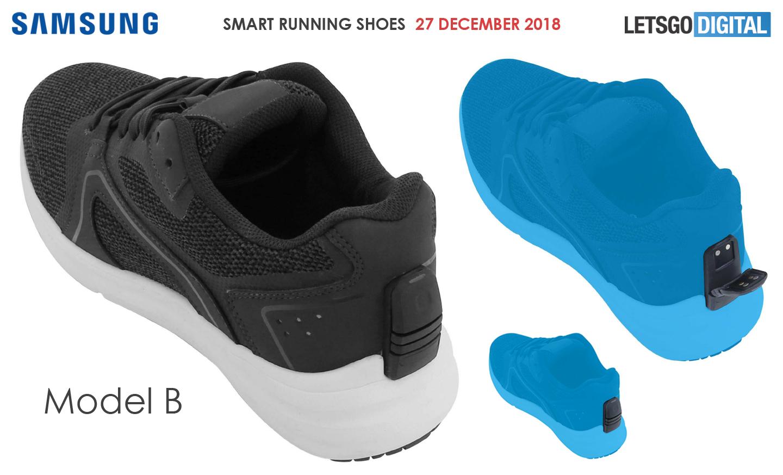 کفش هوشمند سامسونگ