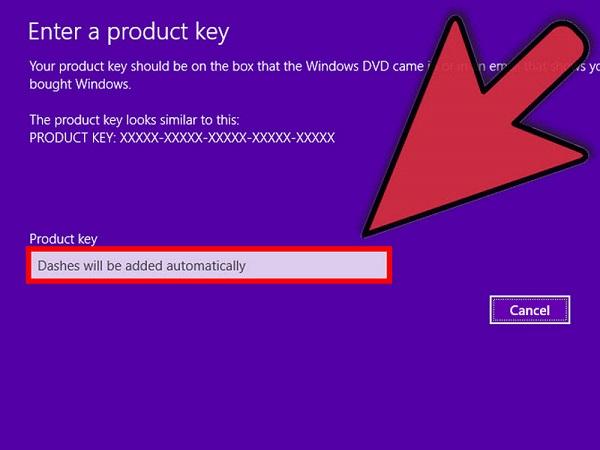 اکتیو کردن ویندوز 8