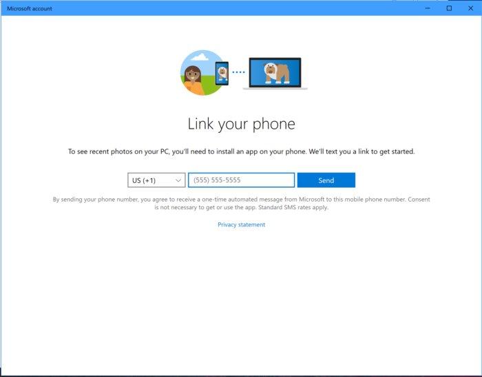 نرم افزار Your Phone