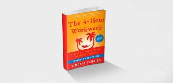 کتاب هفته کاری 4 ساعته