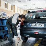 جریمه اتوماتیک خودروهای فاقد برگ معاینه فنی