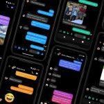 ترفندی ساده برای اجرای حالت تاریک در مسنجر فیسبوک