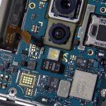 سنسور اثر انگشت کوچک گلکسی اس 10 پلاس در طی ویدئویی به نمایش در آمد