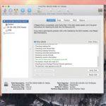نحوه فرمت کردن هارد دیسک در سیستم عامل مک اپل